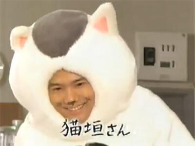 きょうの猫垣さんに出演する稲垣吾郎