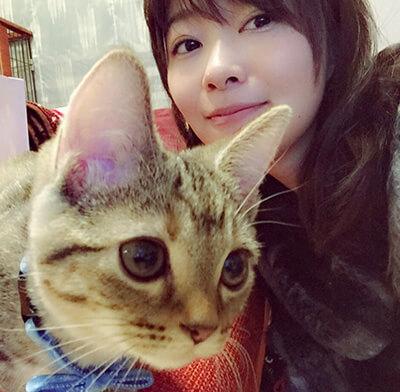 さっしーと猫のカン太郎