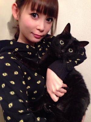 中川翔子の飼い猫ルナ